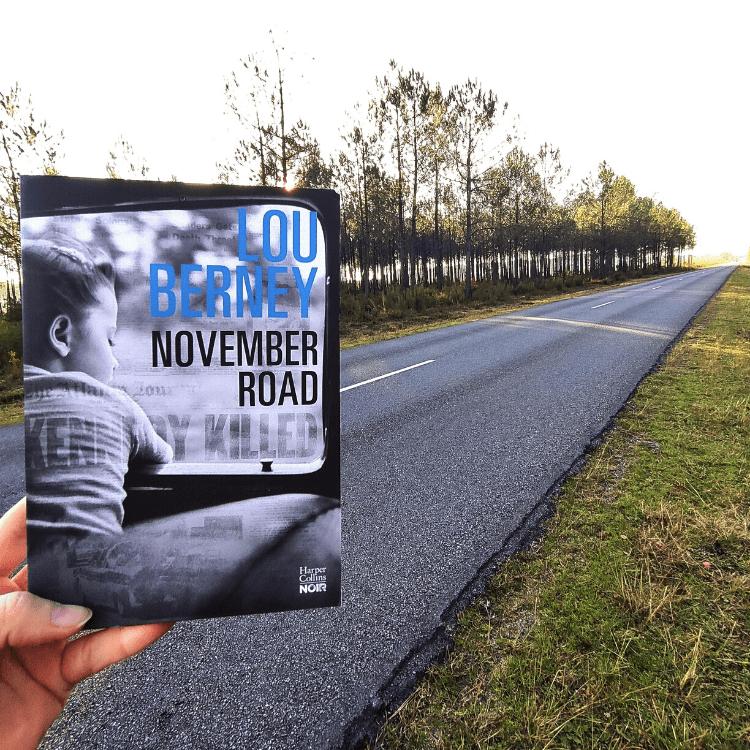 Lou Berney November Road littérature américaine roman noir éditions HarperCollins avis lecture Le Carnet de Jessica Blogueuse littéraire